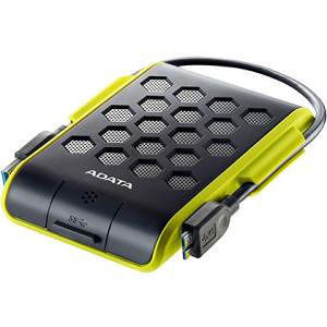 ADATA AHD720-1TU3-CGR HD720 1 TB Portable Hard Drive - External - Green