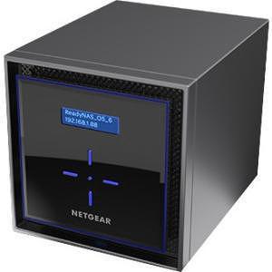 NETGEAR RN424E2-100NES Insight Managed Smart Cloud Network Storage