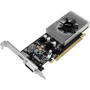 PNY VCGGT10302PB GeForce GTX 1030 Graphic Card - 1.23 GHz Core - 2 GB GDDR5 - Low-profile