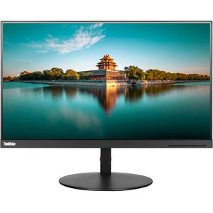 """Lenovo 61AEGAR3US ThinkVision P24h-10 23.8"""" LED LCD Monitor"""