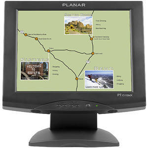 Planar 997-3198-00 PT1510MX Touch Screen LCD Monitor
