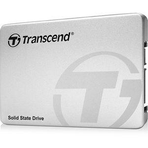 """Transcend TS256GSSD370S SSD370 256 GB Solid State Drive - SATA (SATA/600) - 2.5"""" Drive - Internal"""