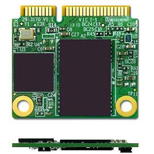 Transcend TS32GMSM610 32 GB Solid State Drive - mini-SATA (SATA/300) - Internal