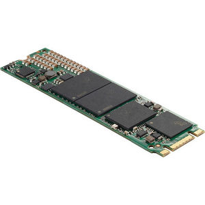 "Micron MTFDDAK512TBN-1AR12A 1100 512 GB Solid State Drive - SATA - 2.5"" Drive - Internal"