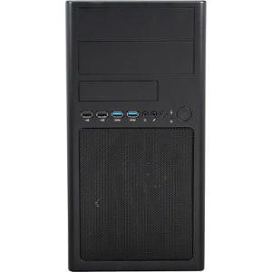 Rosewill LINE-M System Cabinet - Mini-tower - Black