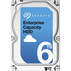 "Seagate ST6000NM0105 6 TB Hard Drive - SAS - 3.5"" Drive - Internal"