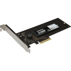 Kingston SKC1000H/240G 240 GB Solid State Drive - PCI Express 3.0 x4 - Internal - Plug-in Card
